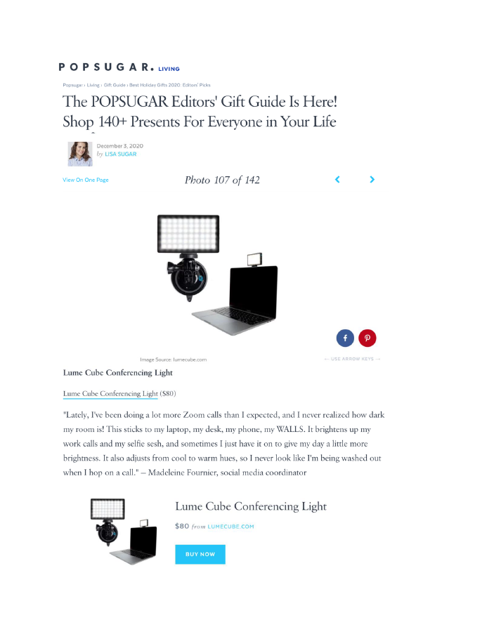 POPSUGAR_12.3.20_Lume Cube