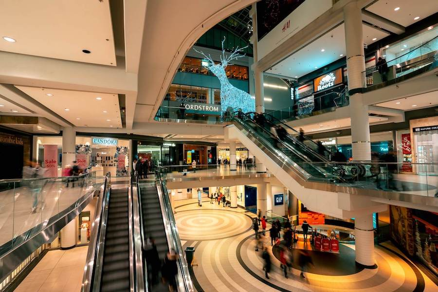 Holiday Shopping: The Past, The Present, The Future
